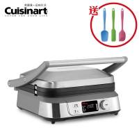 ♥送刮刀三件組♥Cuisinart  液晶溫控多功能煎烤盤 GR-5NTW