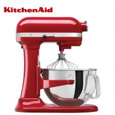 KitchenAid 4.8L (5QT)升降式攪拌機 KSM500PSER 經典紅